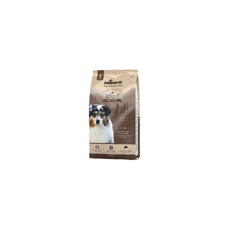 Askino Chicopee Classic Nature Adult Lamb-Rice 15 kg