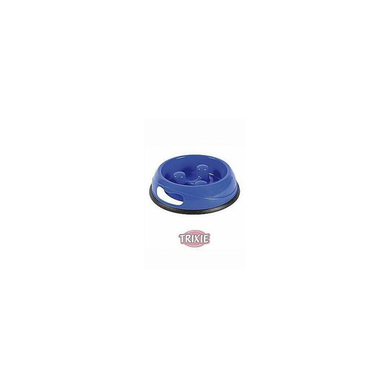 Trixie GmbH a Co.KG Miska plast proti hltání 0,9l 23cm TR 1 ks