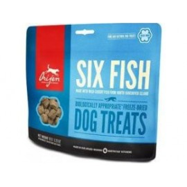 Orijen Dog pochoutka F-D Six Fish Treats 42,5g