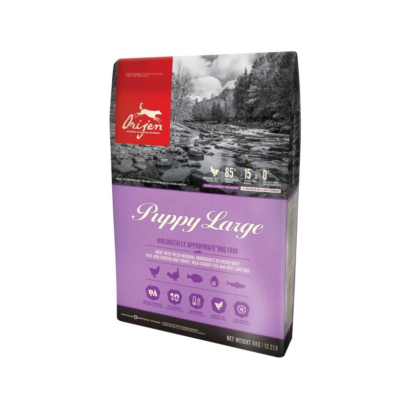 Champion Petfoods LTD. Orijen Dog Puppy Large 6 kg
