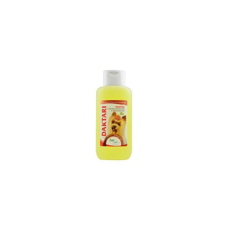 BEA natur, s.r.o. Šampon Bea Daktari s jojobou a panthen. pes 310 ml
