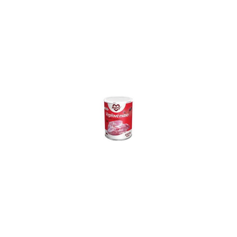 SAMOHYL MARTY konz. pro psy Monoprotein vepřové 400 g