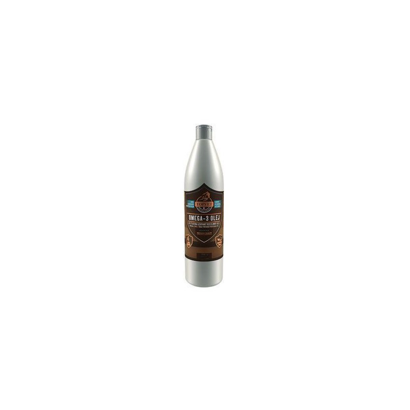 TOPVET - koně Omega-3 olej pro koně 1 l