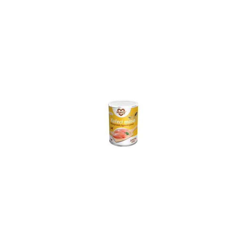 SAMOHYL MARTY konz. pro psy - Monoprotein kuřecí 400 g