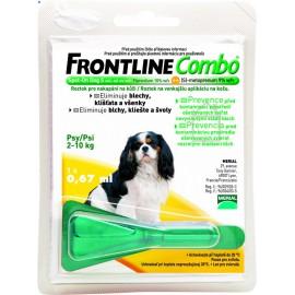Frontline Combo Spot-on Dog S sol 1x0,67 ml