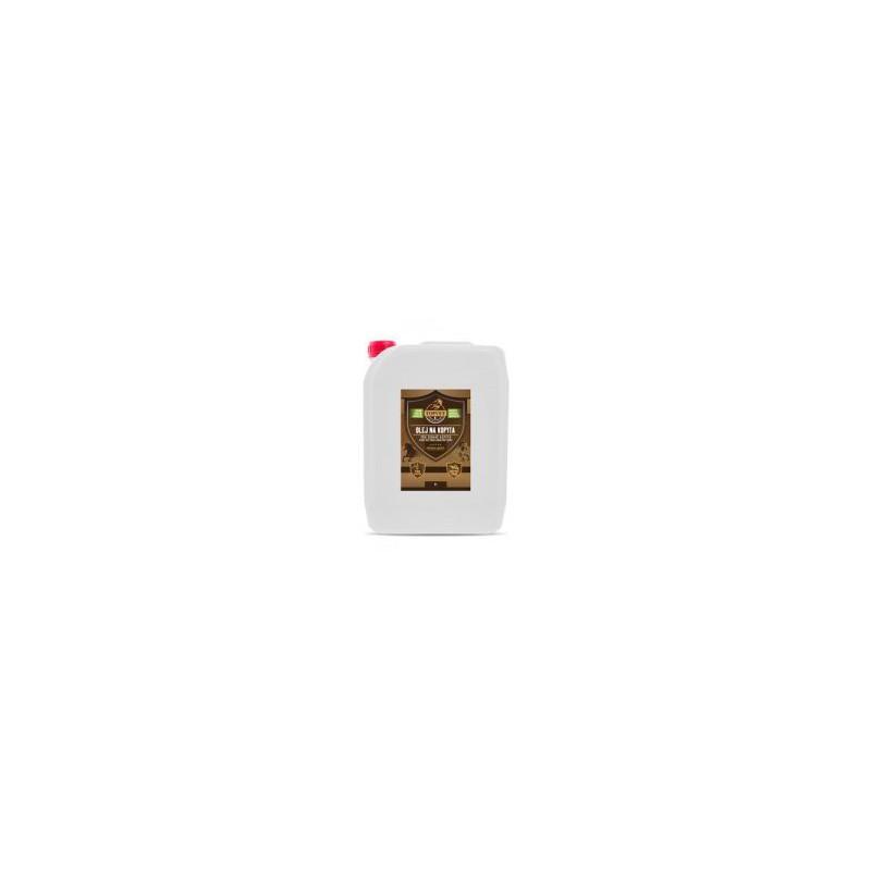 TOPVET - koně Olej na kopyta - pro zdravé kopyto 5 litrů