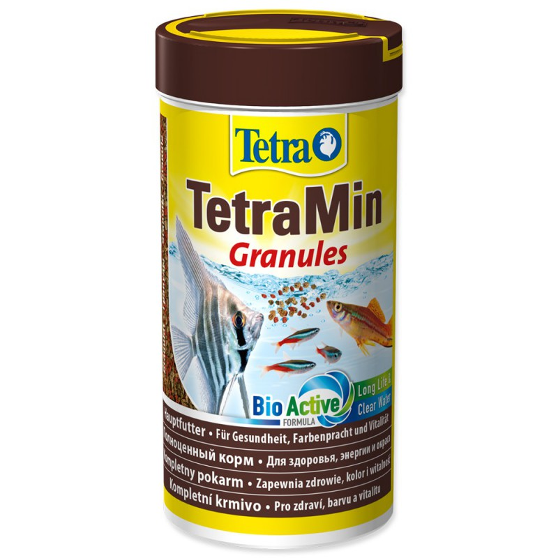 TETRA akvaristika TETRA TetraMin Granules 500ml