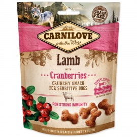 carnilove-dog-crunchy-snack-lamb-with-cranberries-with-fresh-meat-200-g
