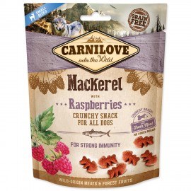 carnilove-dog-crunchy-snack-mackerel-with-raspberries-with-fresh-meat-200-g