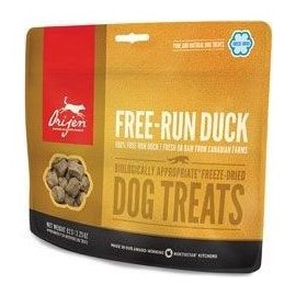 Orijen Dog pochoutka F-D Free-Run Duck Treats 92g