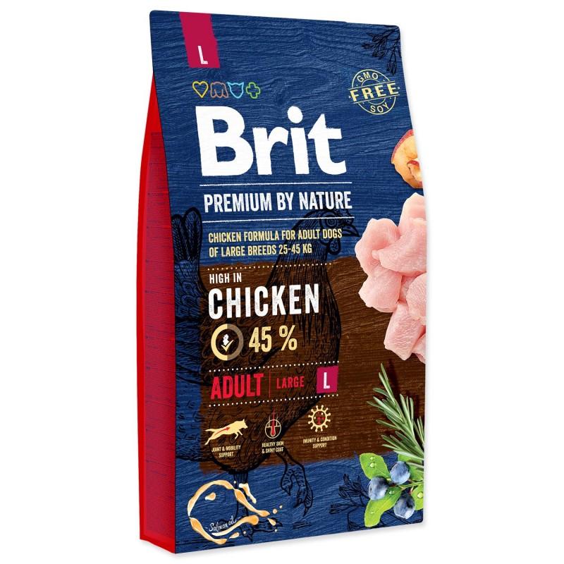 BRIT Dry Dog Premium BRIT Premium by Nature Adult L 8kg