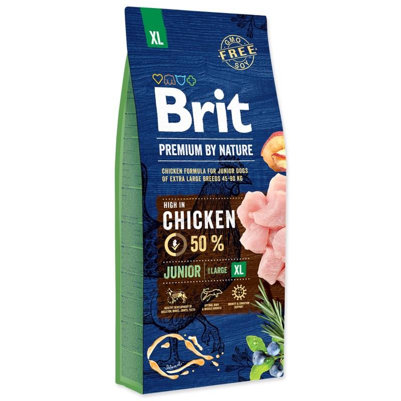 BRIT Dry Dog Premium BRIT Premium by Nature Junior XL 15kg
