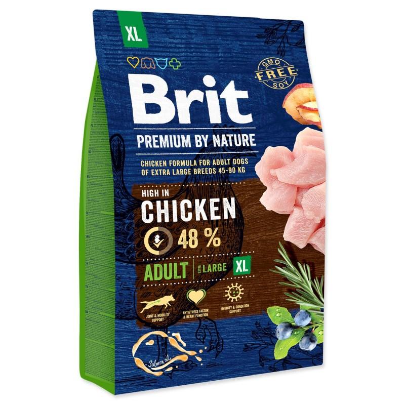 BRIT Dry Dog Premium BRIT Premium by Nature Adult XL 3kg