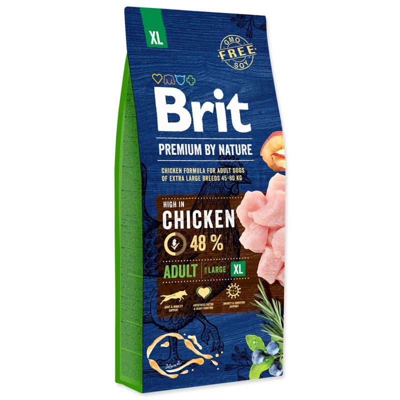 BRIT Dry Dog Premium BRIT Premium by Nature Adult XL 15kg