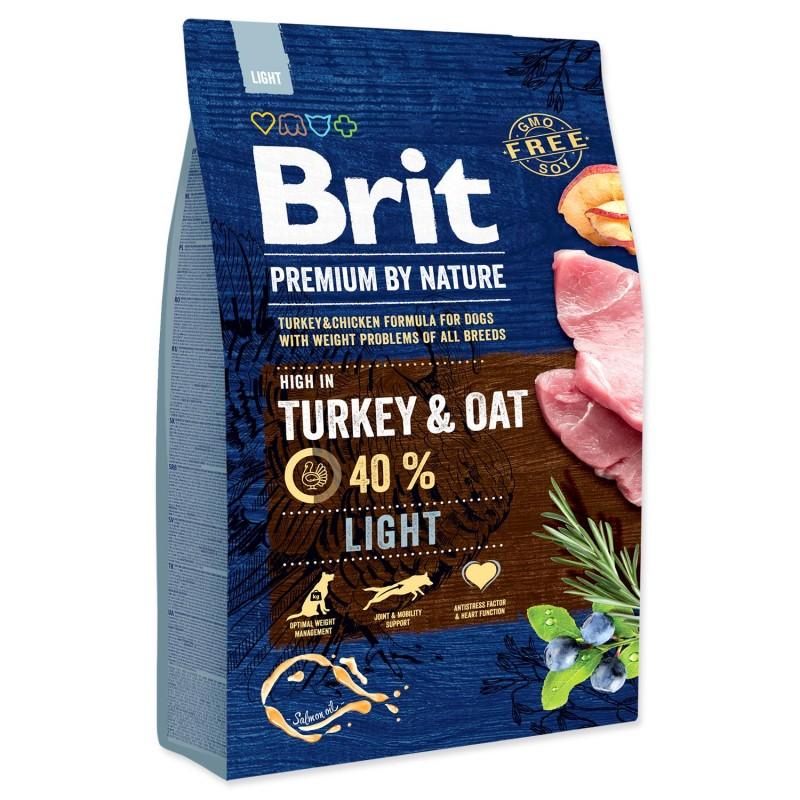 BRIT Dry Dog Premium BRIT Premium by Nature Light 3kg