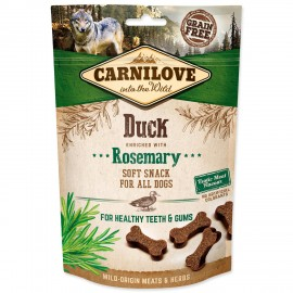carnilove-dog-semi-moist-snack-duck-enriched-with-rosemary-200g
