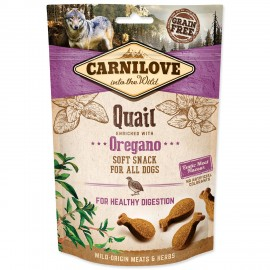 carnilove-dog-semi-moist-snack-quail-enriched-with-oregano-200g