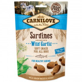 carnilove-dog-semi-moist-snack-sardines-enriched-with-wild-garlic-200g