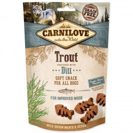carnilove-dog-semi-moist-snack-trout-enriched-with-dill-200g