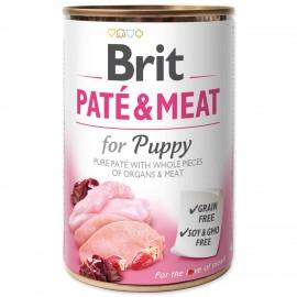 brit-pate-meat-puppy-400g