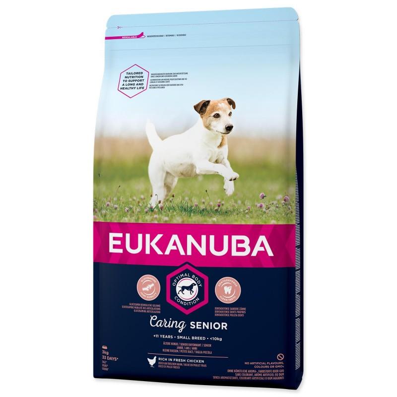 EUKANUBA - IAMS EUKANUBA Senior Small 3kg