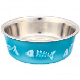 miska-trixie-nerezova-vzor-kostra-rybky-12-cm-300ml