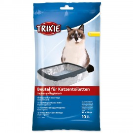 Sáčky TRIXIE igelitové do toalet XL 10ks