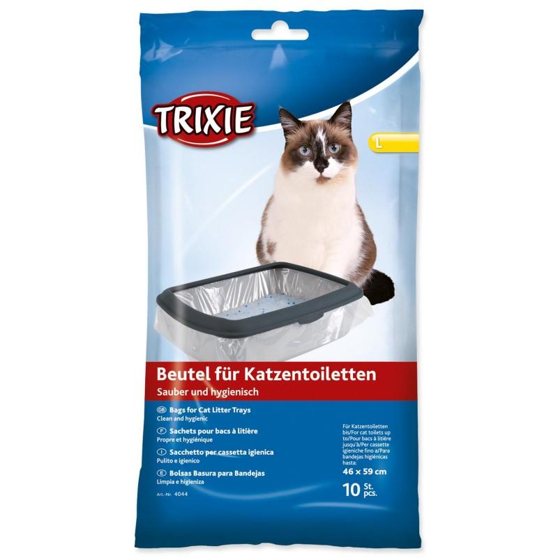 Trixie Sáčky TRIXIE igelitové do toalet XL 10ks
