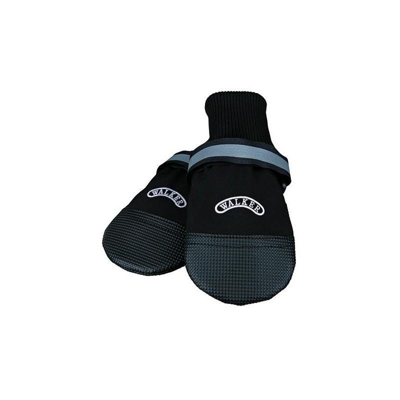 Trixie Boty pro psy TRIXIE Comfort černé M 2ks
