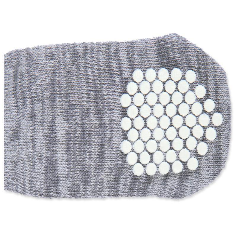 Trixie Ponožky TRIXIE protiskluzové šedé M-L 2ks