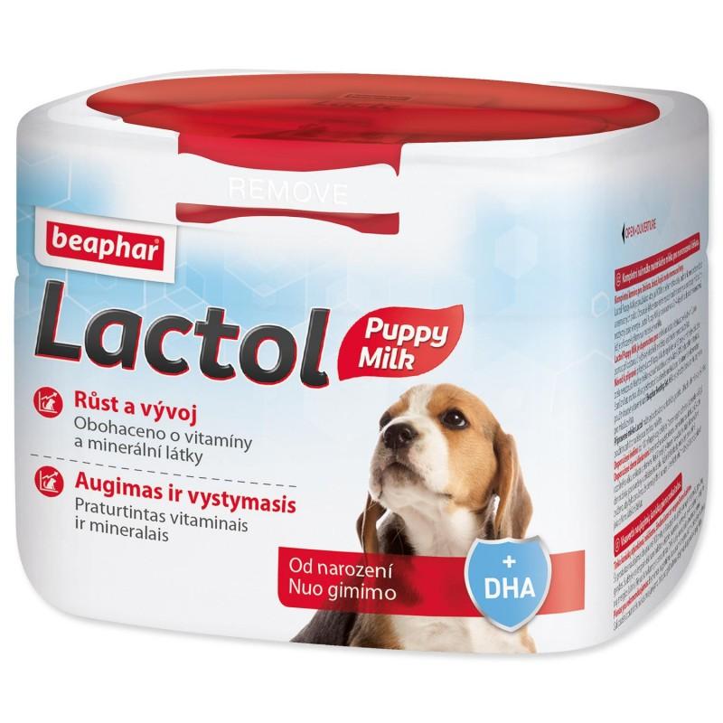Beaphar Mléko sušené BEAPHAR Lactol Puppy Milk 500g
