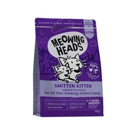 MEOWING HEADS Smitten Kitten 450g