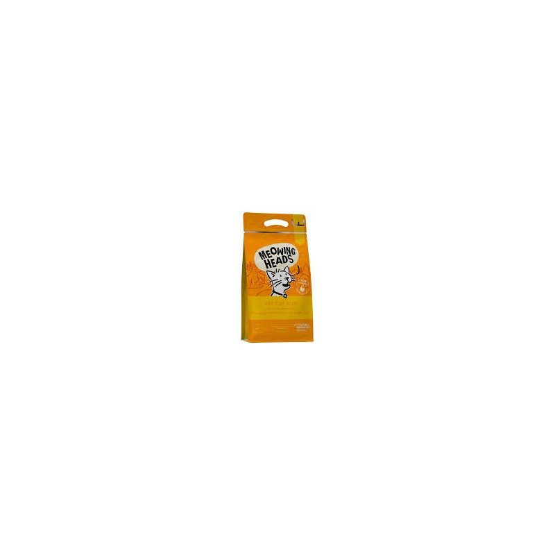 Meowing Heads MEOWING HEADS Fat Cat Slim NEW 1,5kg