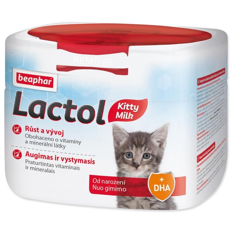 Beaphar Mléko sušené BEAPHAR Lactol Kitty Milk 250g