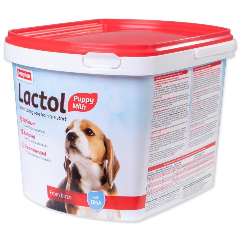 Beaphar Mléko sušené BEAPHAR Lactol Puppy Milk 2kg