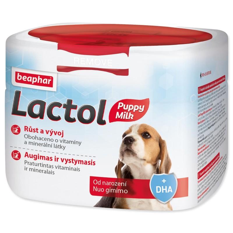 Beaphar Mléko sušené BEAPHAR Lactol Puppy Milk 250g