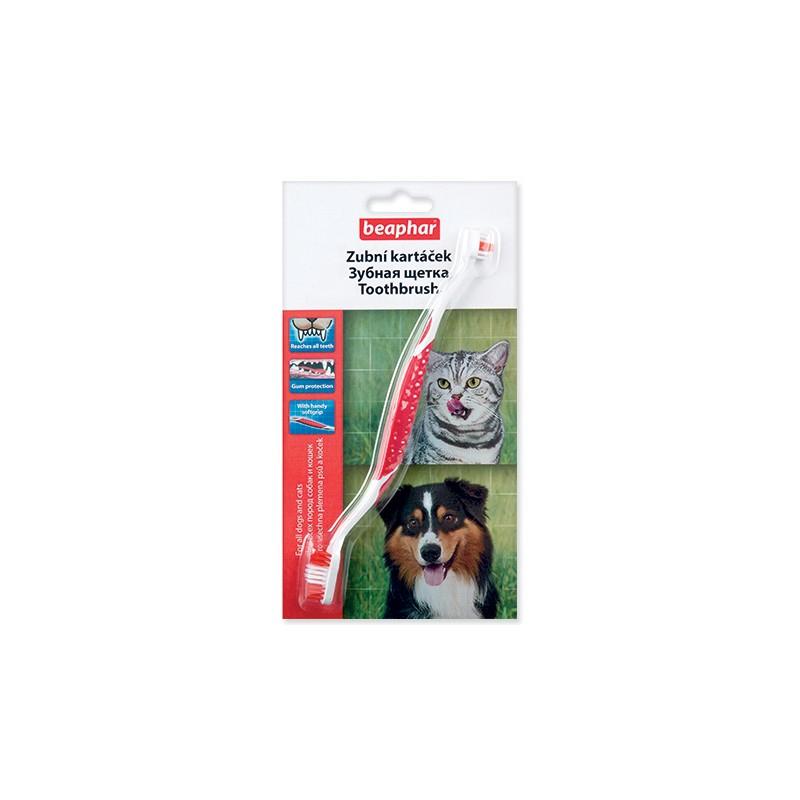 Beaphar Kartáček zubní BEAPHAR 1ks