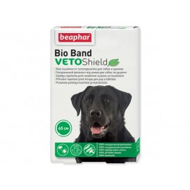 Obojek repelentní BEAPHAR Bio Band Veto Shield 65 cm 1ks