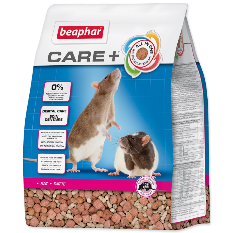 Beaphar BEAPHAR CARE+ potkan 1,5kg