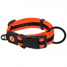 obojek-active-dog-fluffy-oranzovy-xl-1ks
