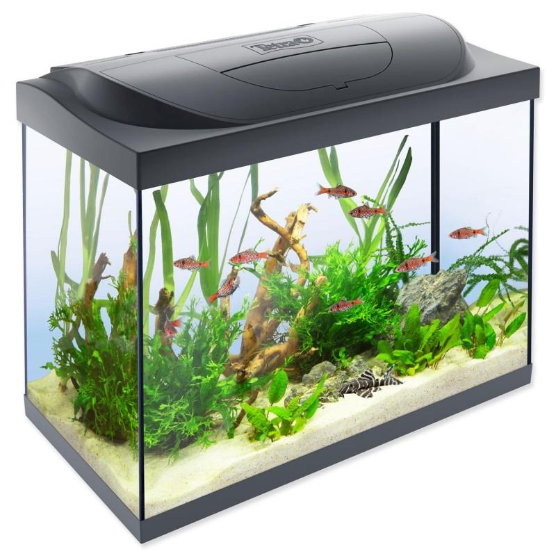 SPECTRUM akvaristika Akvárium set TETRA Starter Line LED 61 x 32 x 51 cm 80l