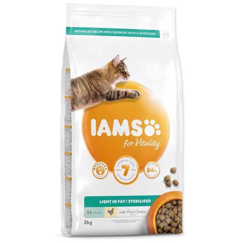 EUKANUBA - IAMS IAMS Cat Adult Weight Control Chicken 2kg