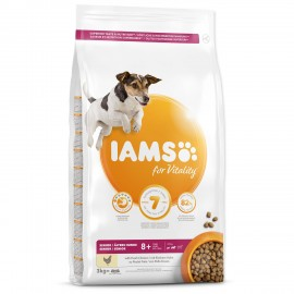 iams-dog-senior-small-medium-chicken-3kg