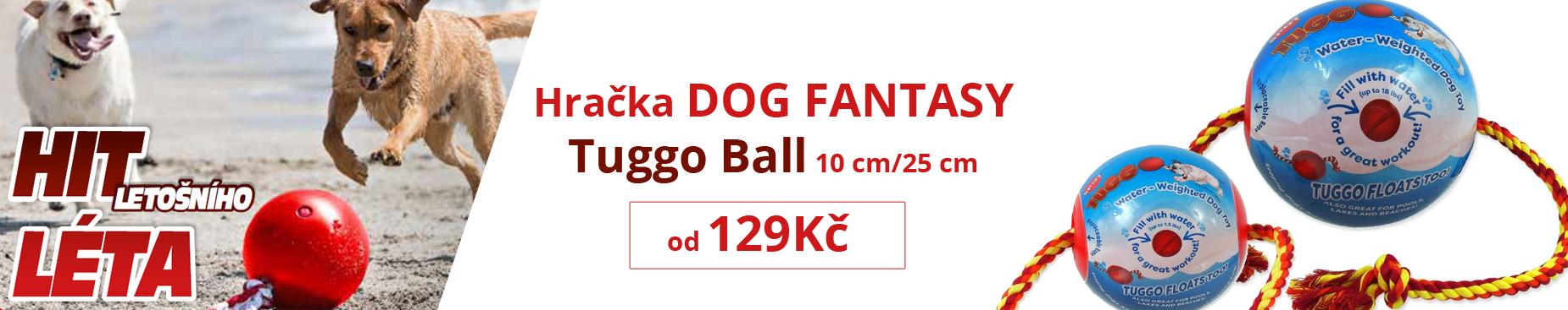 Hračka DOG FANTASY Tuggo Bal