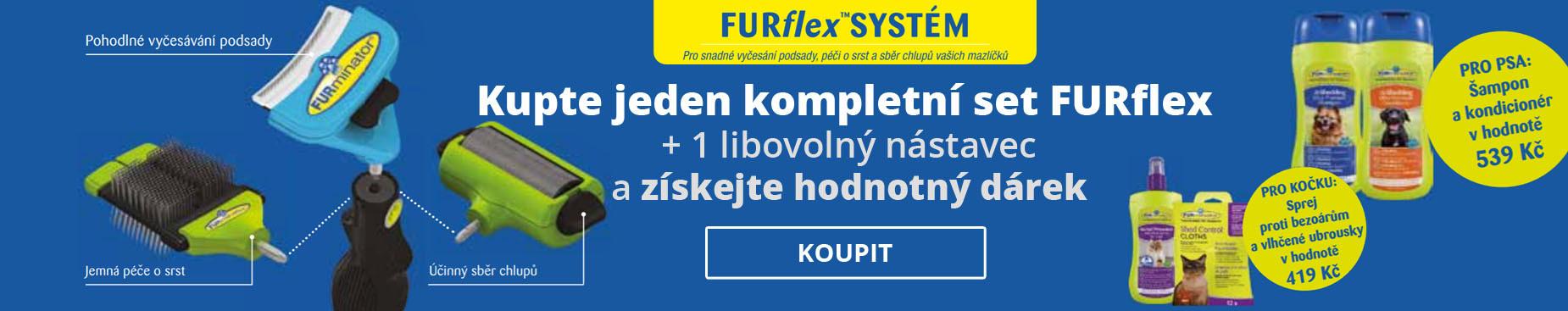 kompletní set FURflex
